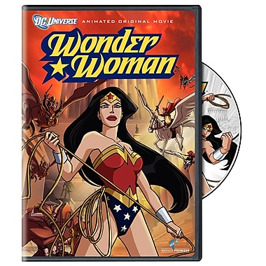 Wonder Woman2009 (DVD)