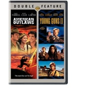 American Outlaws/Young Guns2 (DVD)