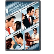 4 Film Favorites: Elvis Presley Musicals (DVD) 2008