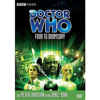 Doctor Who: Ep.118 - Four to Doomsday (DVD)