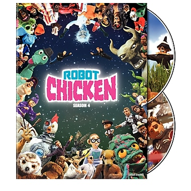 Robot Chicken Star Wars2 (DVD)