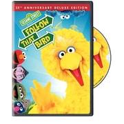Sesame Street: Follow that Bird Deluxe Edition (DVD)