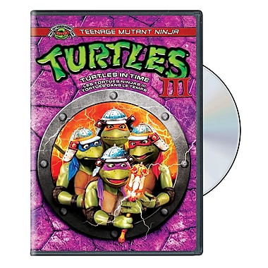 Teenage Mutant Ninja Turtles 3 (DVD)