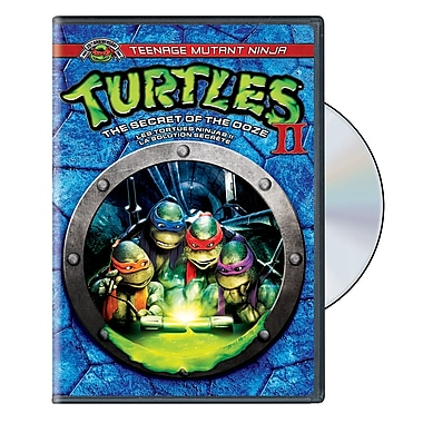 Teenage Mutant Ninja Turtles 2: The Secret of The Ooze (DVD)