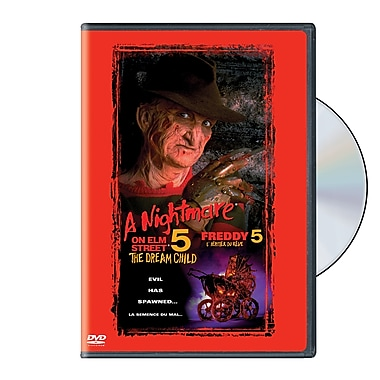 Nightmare On Elm Street 5: The Dream Child (DVD)