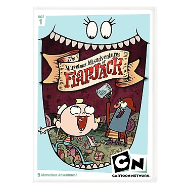 Cartoon Network: The Marvelous Misadventures of Flapjack: Volume 1 (DVD)