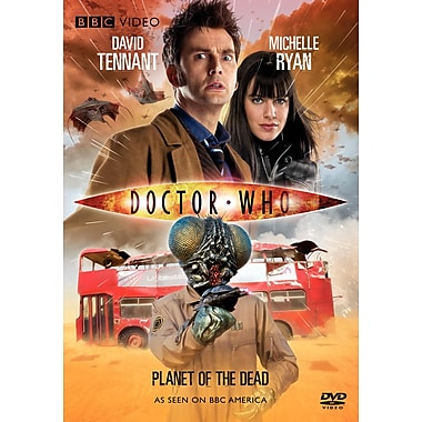 Doctor Who: Planet of the Dead 2009 (DVD)