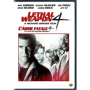 Lethal Weapon 4 (DVD)