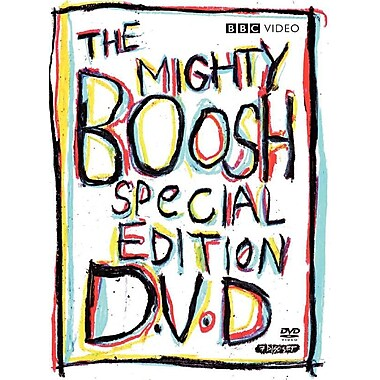 The Mighty Boosh: Seasons 1-Seasons 3 (DVD)
