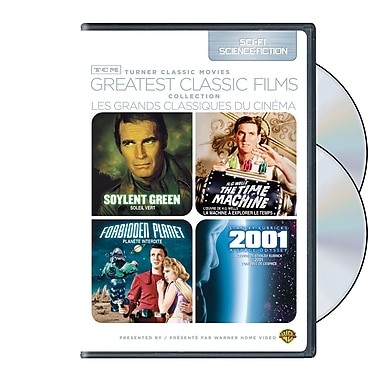 TCM Greatest Classic Films:Sci-Fi (DVD)