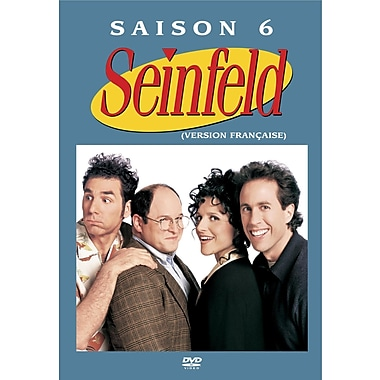Seinfeld The Complete Sixth Season (DVD)