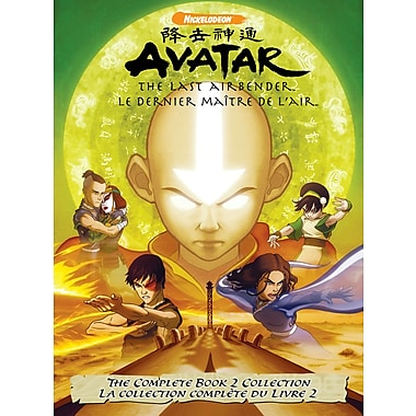 Avatar - The Last Airbender: The Complete Book 2 Collection (DVD)
