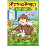 Curious George: 10 Goes Green (DVD)