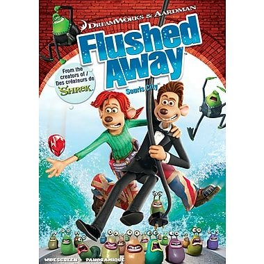 Flushed Away (DVD)
