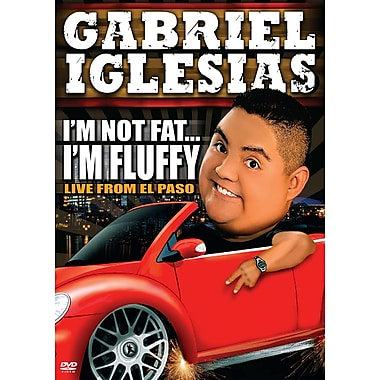 Gabriel Iglesias: I'm Not Fat. . .I'm Fluffy (DVD)
