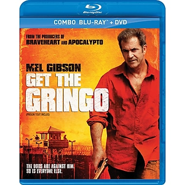 Get the Gringo (BRD + DVD)
