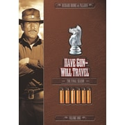 Have Gun, Will Travel: The Sixth and Final Season, V1 (DVD)