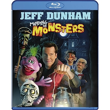 Jeff Dunham: Minding The Monsters (BLU-RAY DISC)