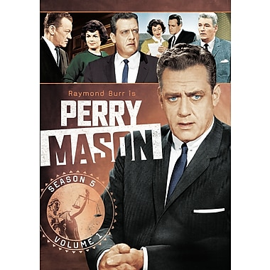 Perry Mason: The Fifth Season: Volume One (DVD)