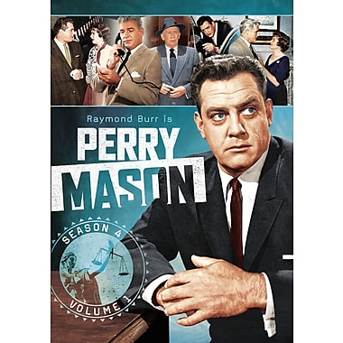 Perry Mason: The Fourth Season: Volume One (DVD)