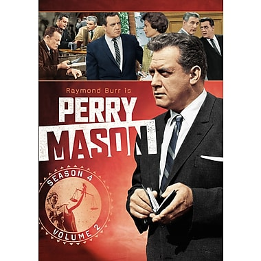 Perry Mason: The Fourth Season: Volume Two (DVD)