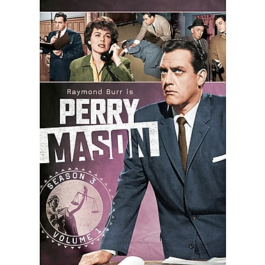 Perry Mason: The Third Season: Volume One (DVD)