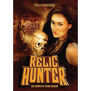 Relic Hunter: Season 3 (DVD)