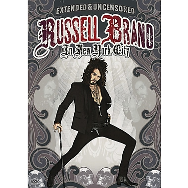Russell Brand in New York City (DVD)