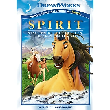 Spirit: Stallion of the Cimarron (DVD)
