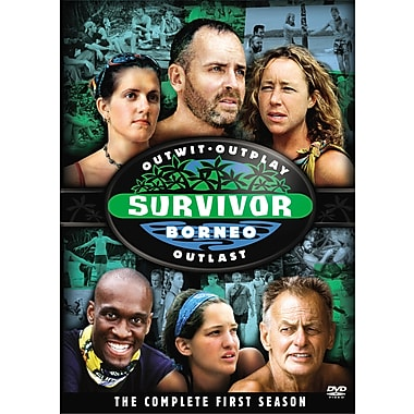 Survivor: Borneo: The Complete First Season (DVD)