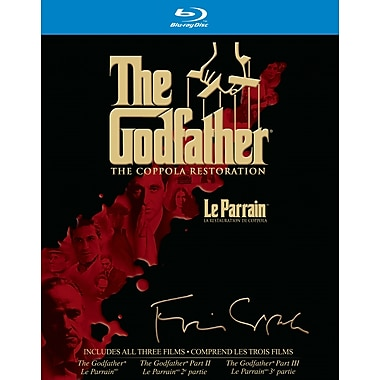 The Godfather Collection (BLU-RAY DISC)