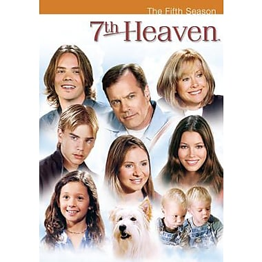 7th Heaven: The Fifth Season (DVD)