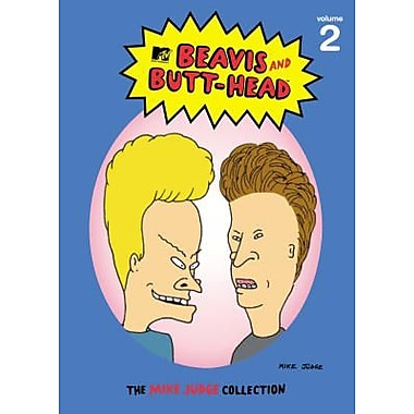 Beavis and Butt-Head: The Mike Judge Collection: Volume 2 (DVD)