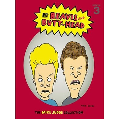 Beavis and Butt-Head: The Mike Judge Collection: Volume 3 (DVD)