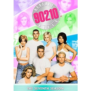 Beverly Hills 90210: The Seventh Season (DVD)