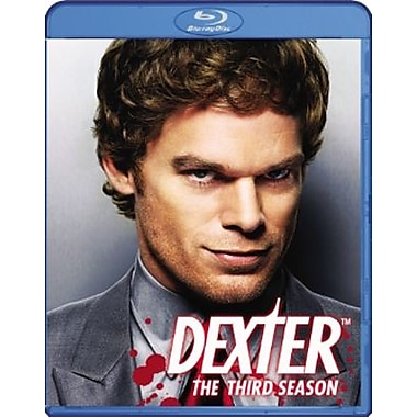 Dexter: The Complete Third Season (Blu-Ray)