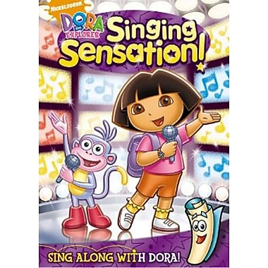 Dora the Explorer: Singing Sensation (DVD)