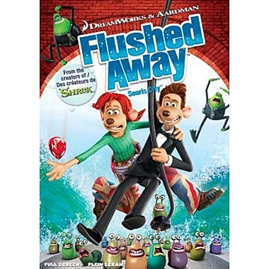 Flushed Away (DVD) 2007