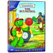 Franklin: Franklin and the Bus Patrol (DVD)