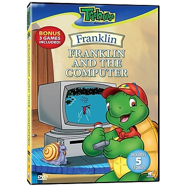 Franklin: Franklin and the Computer (DVD)