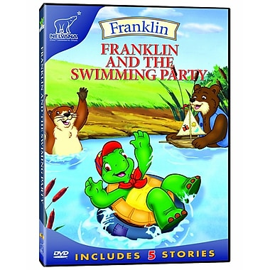 Franklin: Franklin and the Swimming Party (DVD)