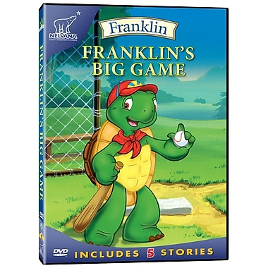 Franklin: Franklin's Big Game (DVD)