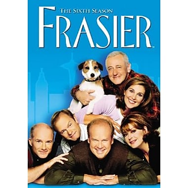 Frasier: The Complete Sixth Season (DVD)