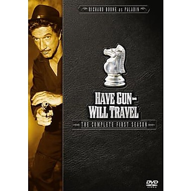 Have Gun: Will Travel: The Complete First Season (DVD)