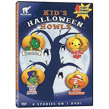 Kids Halloween Howls (DVD)
