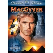 MacGyver: The Complete Fifth Season (DVD)