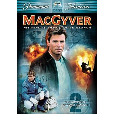 MacGyver: The Complete Second Season (DVD)