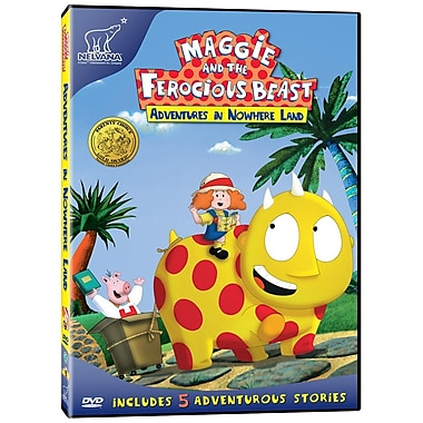Maggie and the Ferocious Beast: Adventures in Nowhere Land (DVD)