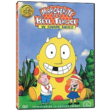 Maggie and the Ferocious Beast: Funny Face (DVD)