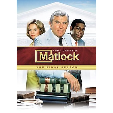 Matlock: Season One (DVD)